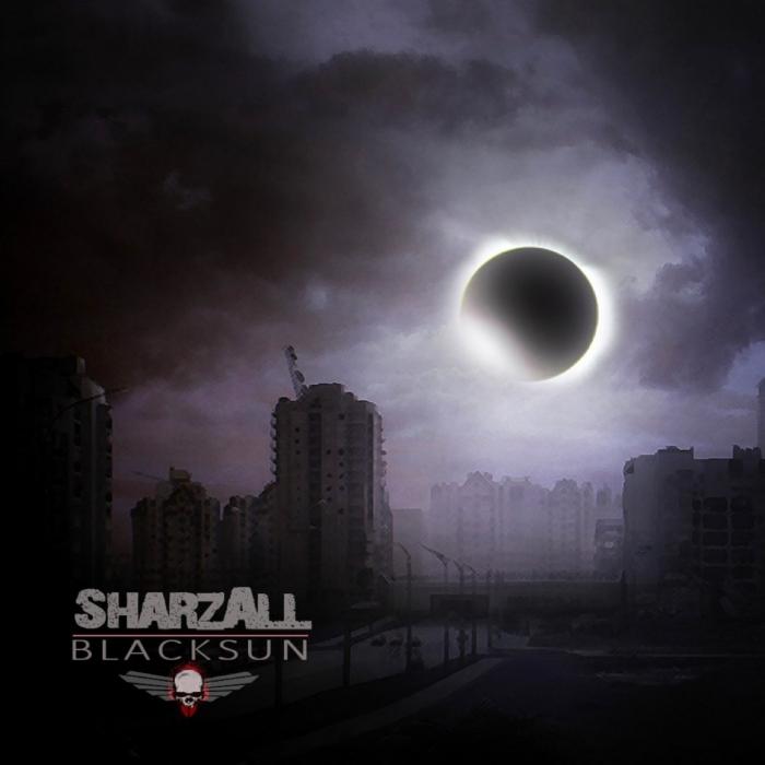 Sharzall - Black Sun Artwork